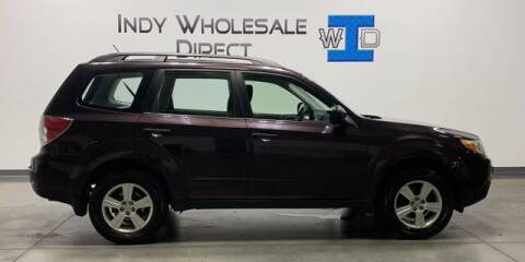 2013 Subaru Forester for sale at Indy Wholesale Direct in Carmel IN