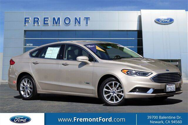 2018 Ford Fusion Energi for sale in Newark, CA
