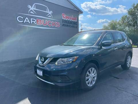 2014 Nissan Rogue for sale at Carbucks in Hamilton OH