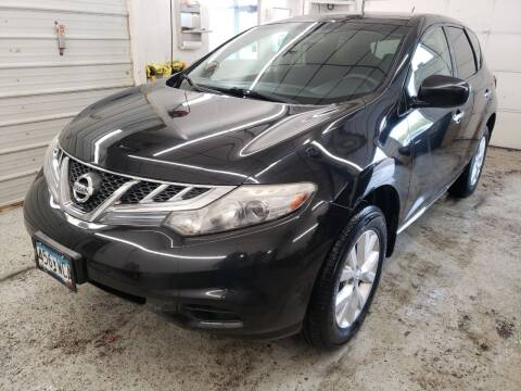 2011 Nissan Murano for sale at Jem Auto Sales in Anoka MN