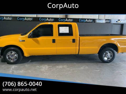 2006 Ford F-250 Super Duty for sale at CorpAuto in Cleveland GA