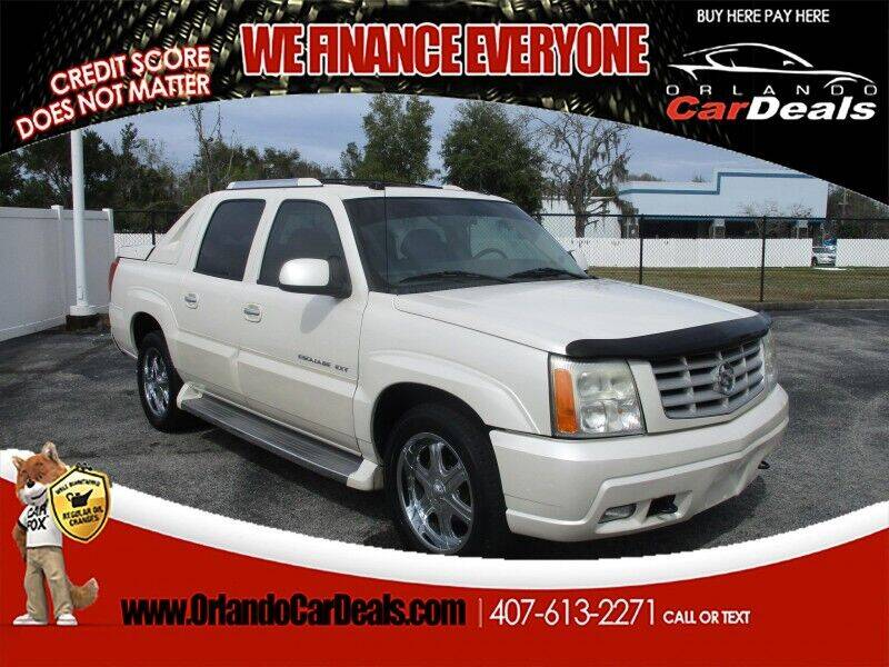 Used Cadillac Escalade Ext For Sale In Las Vegas Nv Carsforsale Com