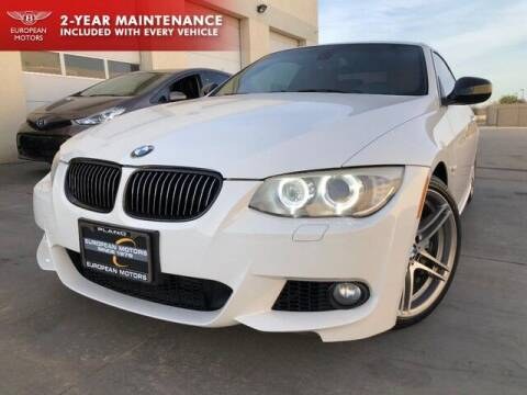 2011 BMW 3 Series for sale at European Motors Inc in Plano TX