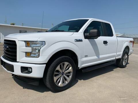 2017 Ford F-150 for sale at Keller Motors in Palco KS