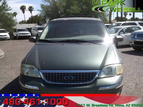 2002 Ford Windstar for sale at UPARK WE SELL AZ in Mesa AZ