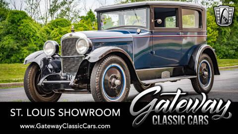 1926 Nash Special Six