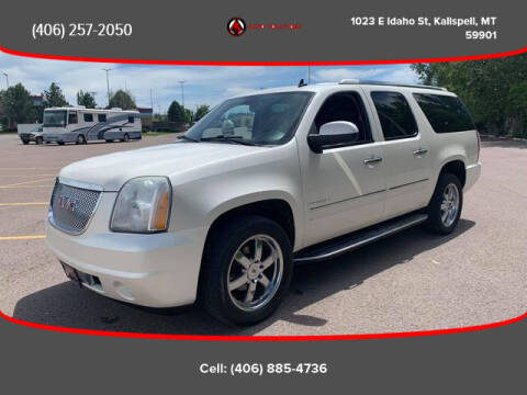 2011 GMC Yukon XL for sale at Auto Solutions in Kalispell MT