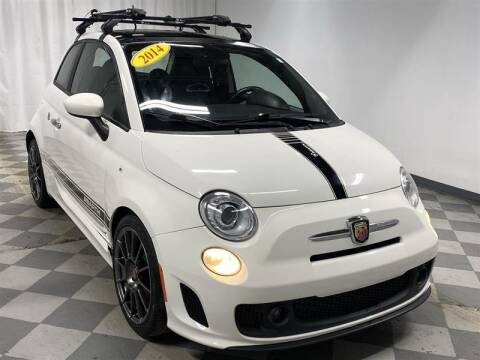 2014 FIAT 500 for sale at Mr. Car City in Brentwood MD