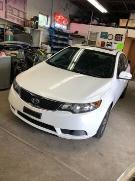 2013 Kia Forte for sale at Jimmys Auto Sales in North Providence RI