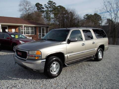 2003 GMC Yukon XL for sale at Carolina Auto Connection & Motorsports in Spartanburg SC