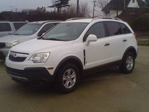 2009 Saturn Vue for sale at Fred Elias Auto Sales in Center Line MI
