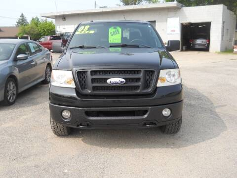 2008 Ford F-150 for sale at Shaw Motor Sales in Kalkaska MI