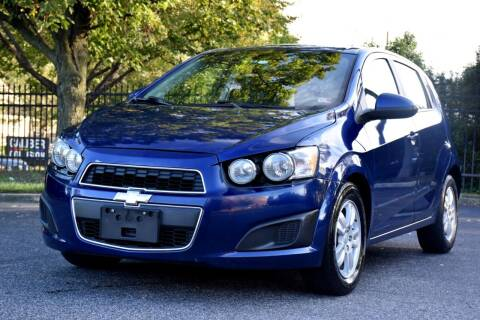 2012 Chevrolet Sonic for sale at Wheel Deal Auto Sales LLC in Norfolk VA