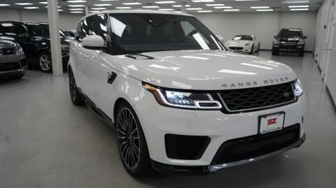 2020 Land Rover Range Rover Sport for sale at SZ Motorcars in Woodbury NY