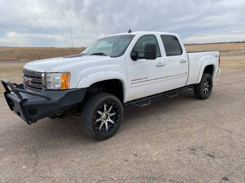 2012 GMC Sierra 2500HD for sale at TNT Auto in Coldwater KS