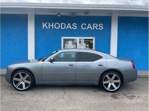 2007 Dodge Charger for sale at Khodas Cars in Gilroy CA