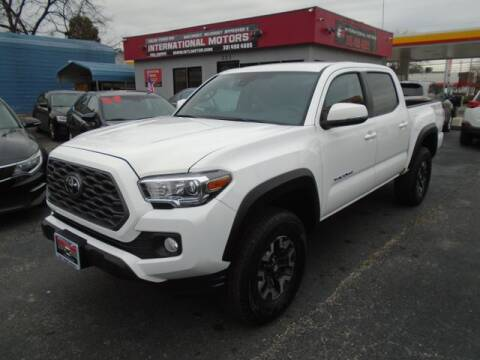2020 Toyota Tacoma for sale at International Motors in Laurel MD