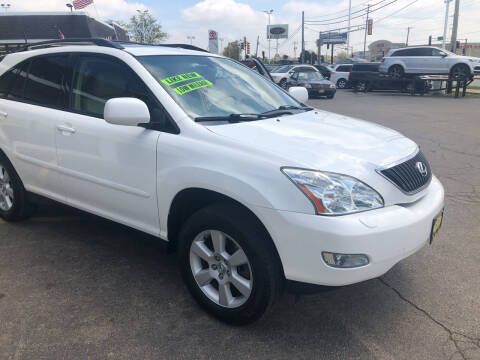 2007 Lexus RX 350 for sale at Top Notch Auto Brokers, Inc. in Palatine IL