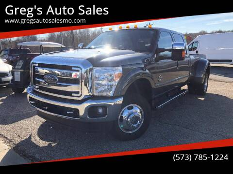 2015 Ford F-350 Super Duty for sale at Greg's Auto Sales in Poplar Bluff MO