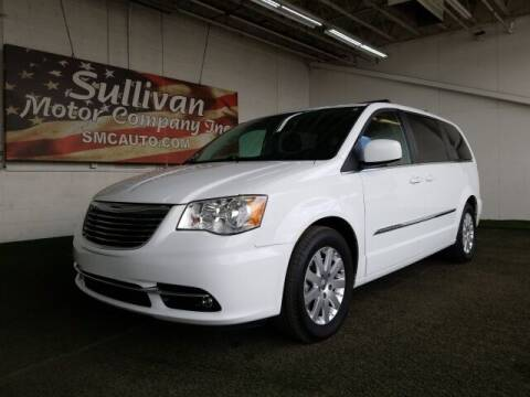 2015 Chrysler Town and Country for sale at SULLIVAN MOTOR COMPANY INC. in Mesa AZ