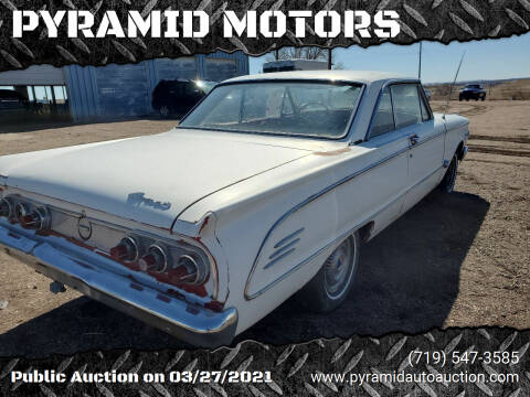 Mercury Comet for sale at PYRAMID MOTORS - Pueblo Lot in Pueblo CO