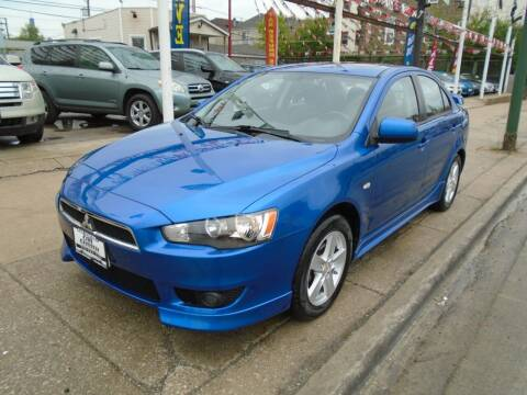 2009 Mitsubishi Lancer for sale at CAR CENTER INC in Chicago IL