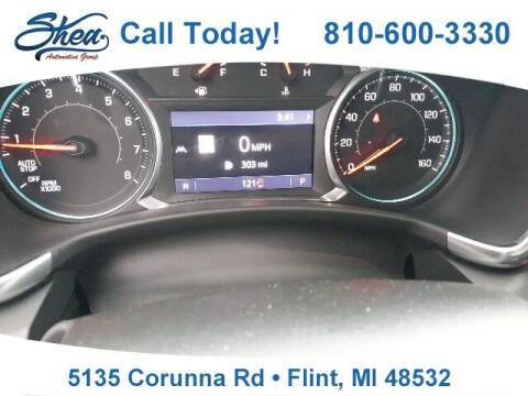 2020 Chevrolet Equinox for sale at Jamie Sells Cars 810 in Flint MI