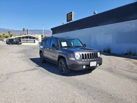 2015 Jeep Patriot for sale at Silver Star Auto in San Bernardino CA
