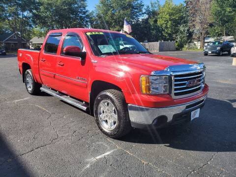 2012 GMC Sierra 1500 for sale at Stach Auto in Janesville WI