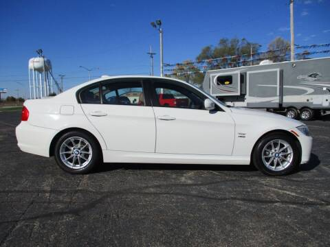 2010 BMW 3 Series for sale at TEAM ANDERSON AUTO GROUP INC - TEAM ANDERSON AUTO GROUP in Richmond IN