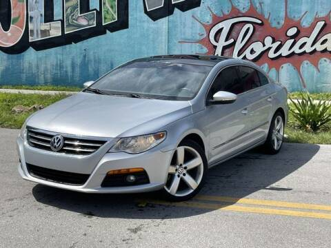 2012 Volkswagen CC for sale at Palermo Motors in Hollywood FL