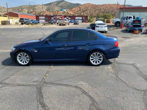 2011 BMW 3 Series for sale at University Auto Sales in Cedar City UT