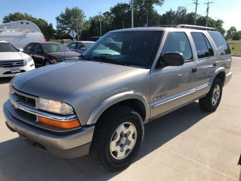 2003 Chevrolet Blazer for sale at Dakota Auto Inc. in Dakota City NE