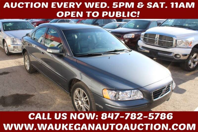 2009 Volvo S60 for sale at Waukegan Auto Auction in Waukegan IL