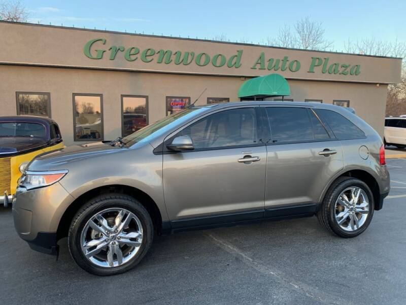 2012 Ford Edge for sale at Greenwood Auto Plaza in Greenwood MO