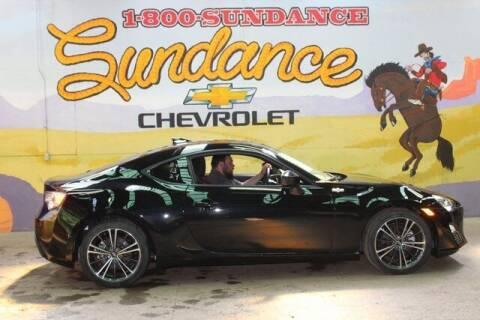 2013 Scion FR-S for sale at Sundance Chevrolet in Grand Ledge MI