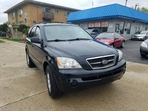 2006 Kia Sorento for sale at Nationwide Auto Group in Melrose Park IL