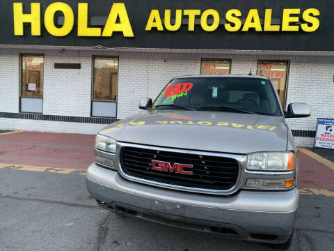 2005 GMC Yukon XL for sale at HOLA AUTO SALES CHAMBLEE- BUY HERE PAY HERE - in Atlanta GA