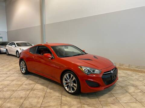 2013 Hyundai Genesis Coupe for sale at Super Bee Auto in Chantilly VA