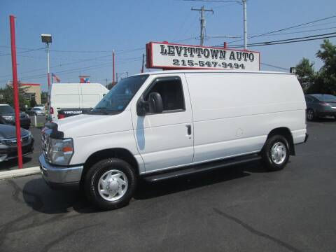 2014 Ford E-Series Cargo for sale at Levittown Auto in Levittown PA