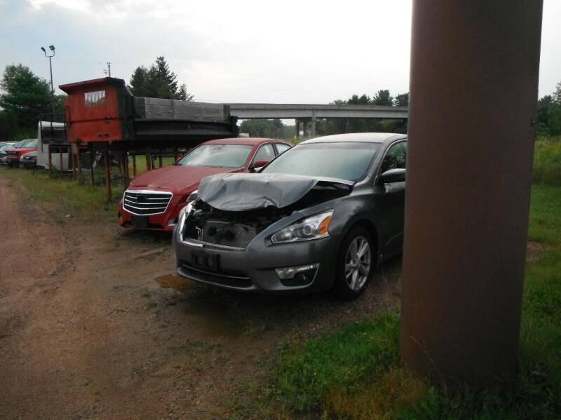 2015 Nissan Altima for sale at CousineauCrashed.com in Weston WI