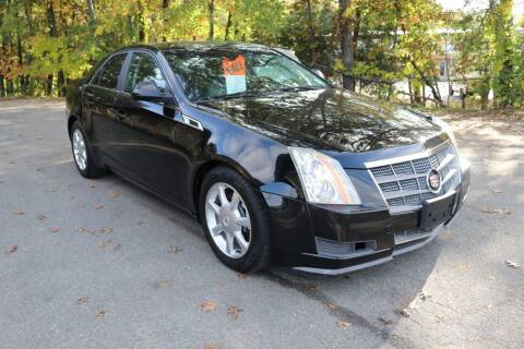2008 Cadillac CTS for sale at Yaab Motor Sales in Plaistow NH