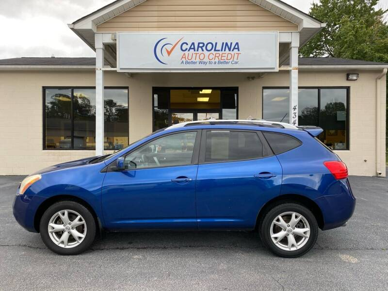 2009 Nissan Rogue for sale at Carolina Auto Credit in Youngsville NC