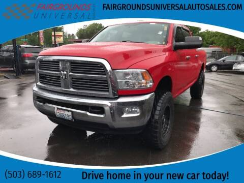 2011 RAM Ram Pickup 2500 for sale at Universal Auto Sales in Salem OR