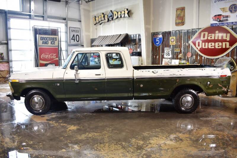 1976 Ford F-150 for sale at Cool Classic Rides in Redmond OR
