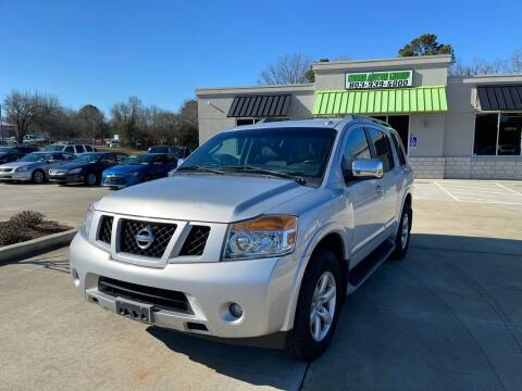 2010 Nissan Armada for sale at Cross Motor Group in Rock Hill SC