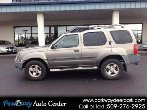 2004 Nissan Xterra for sale at PARKWAY AUTO CENTER AND RV in Deer Park WA