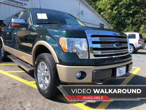 2013 Ford F-150 for sale at EZ Auto Group LLC in Lewistown PA