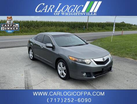 2009 Acura TSX for sale at Car Logic in Wrightsville PA