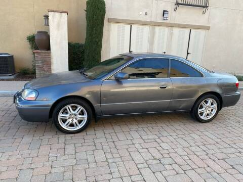 2003 Acura CL for sale at California Motor Cars in Covina CA